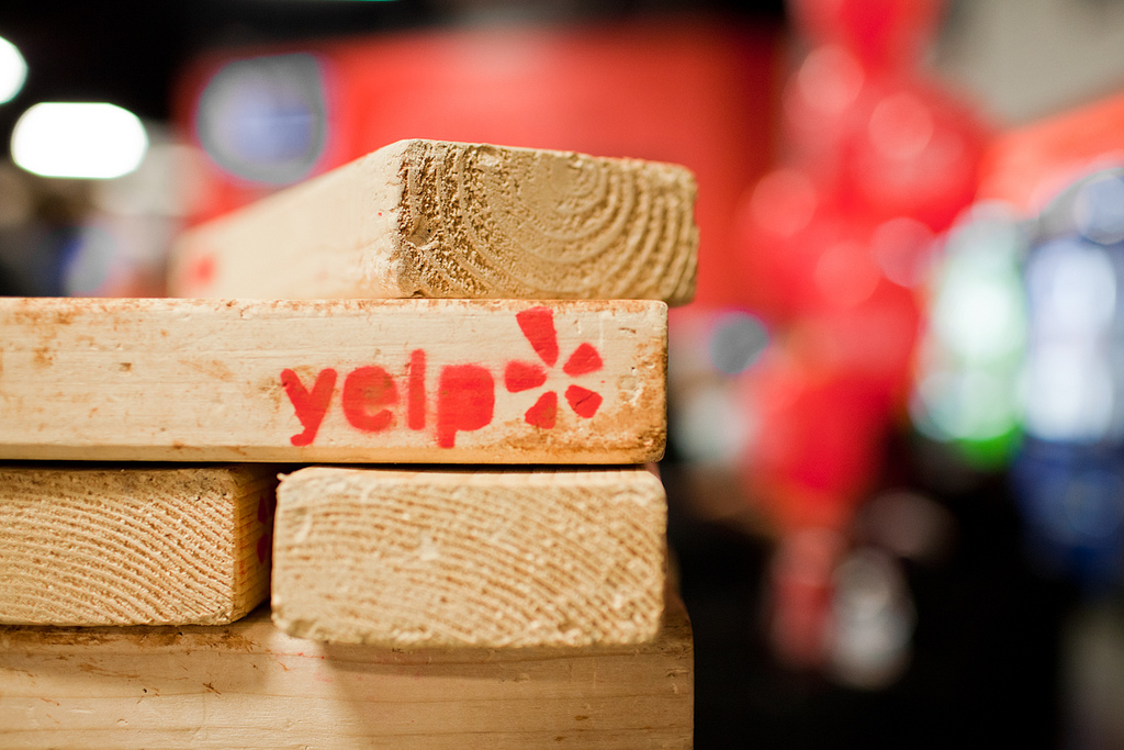 Focus Your Marketing on Yelp