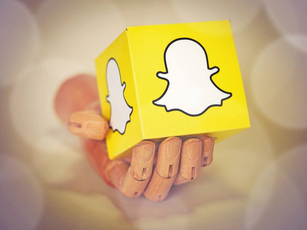 Why Advertising on Snapchat is Better Than Advertising on TV, And Why You Need It Now