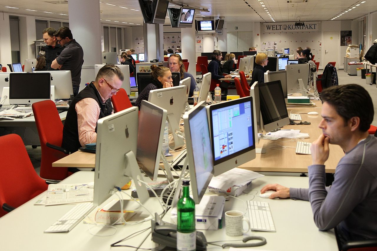 Starting A Newsroom? Here Are The High Startup Costs