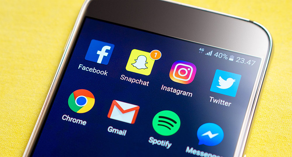 Report: More than 50% of digital media time now spent within five mobile apps