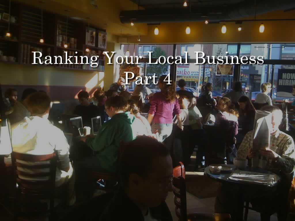 Ranking Your Local Business Part 4 Inbound Links Village Briefing