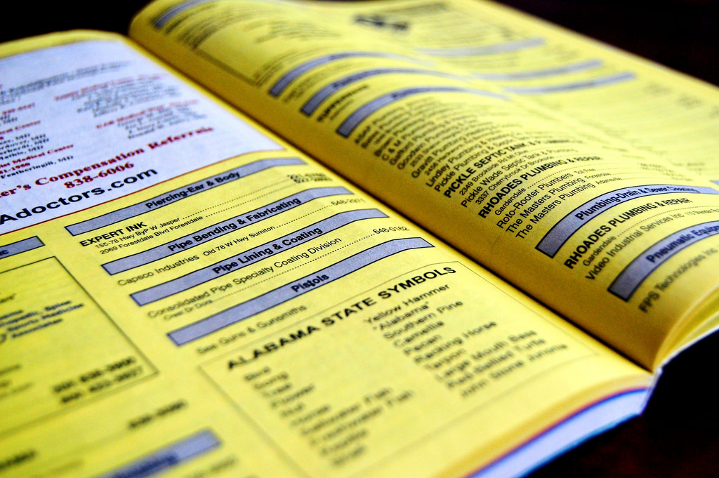 Yellow Pages to shed jobs as demand for printed version