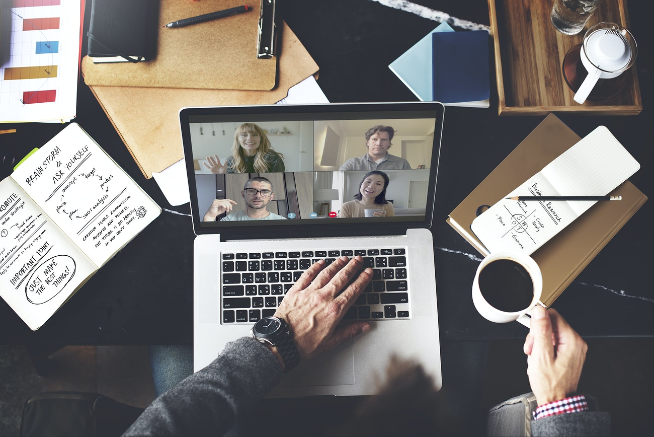 5 Helpful Reminders for Productive and Professional Video Conferences