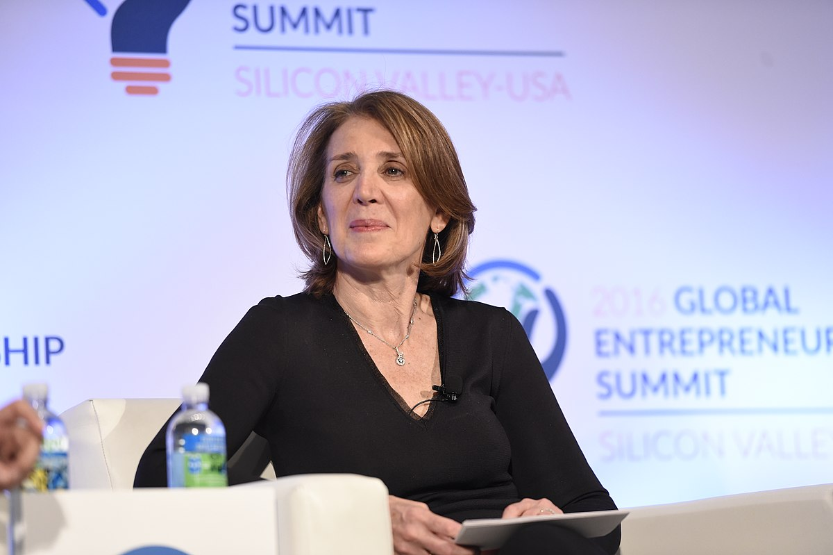Ruth Porat On Leading Through Crisis And Google's Latest Moonshot To Rebuild The U.S. Economy—One Small Business At A Time