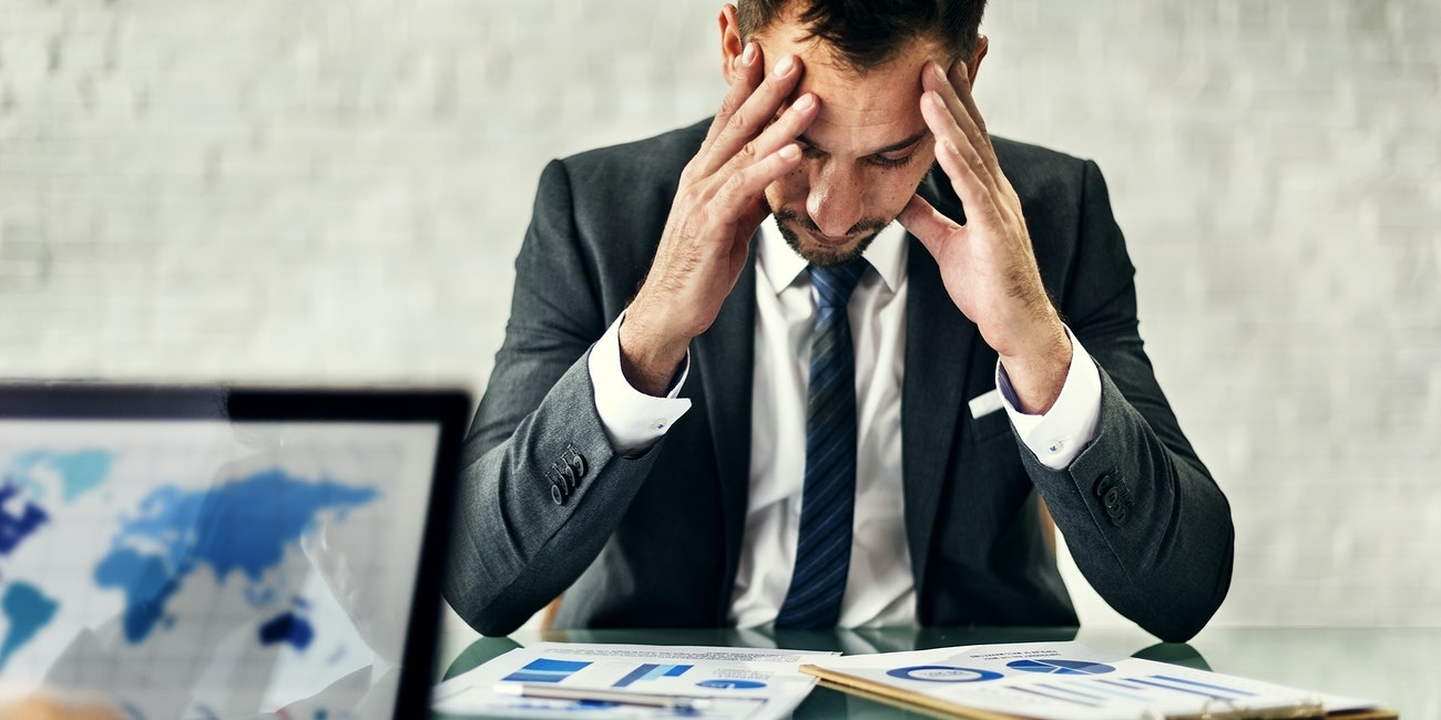 63% of In-Office Employees Have COVID Stress